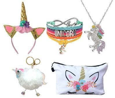 Product image of 5 Piece Unicorn Gift Set