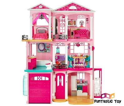 Product image of Barbie Dreamhouse