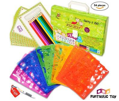 Product image of Drawing Stencils Set