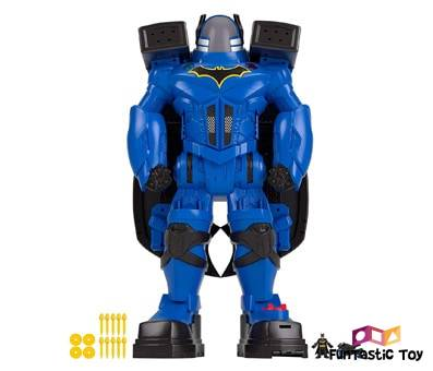 Product image of Fisher-Price Imaginext DC Super Friends, Batbot Xtreme