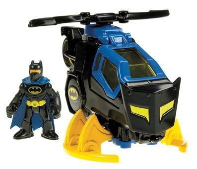Product image of Fisher-Price Imaginext DC Super Friends, Batcopter