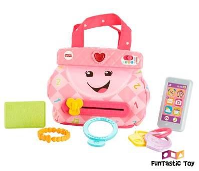 Product image of Fisher-Price Laugh & Learn My Smart Purse