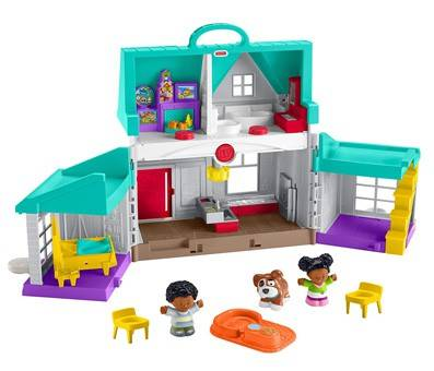 Product image of Fisher-Price Little People Big Helpers Home