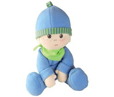 Product image of HABA Snug-up Doll Luis