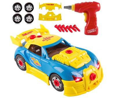 Product image of Liberty Imports Kids Take Apart a Car and Build Your Own