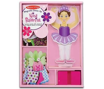 Product image of Melissa & Doug Deluxe Nina Ballerina