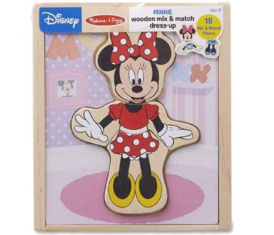 Product image of Melissa & Doug Disney Minnie Mouse Mix and Match