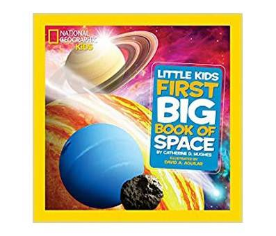 Product image of National Geographic Little Kids First Big Book of Space