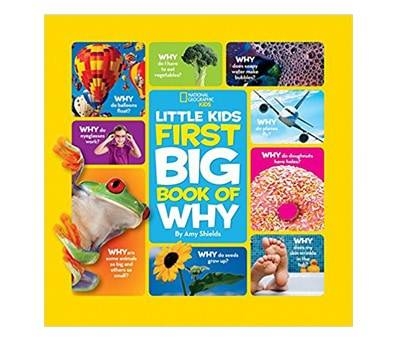 Product image of National Geographic Little Kids First Big Book of Why