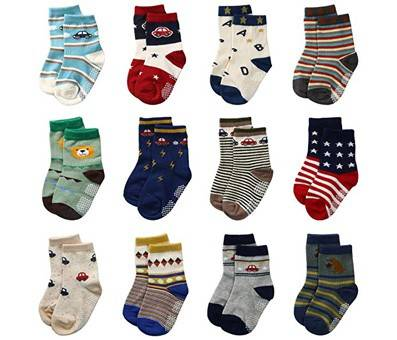 Product image of Non Skid Socks for Baby Boys and Toddlers