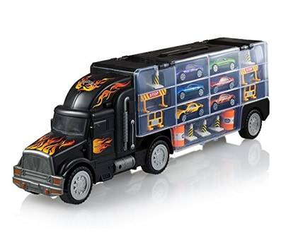 Product image of Play22 Toy Truck Transport Car Carrier