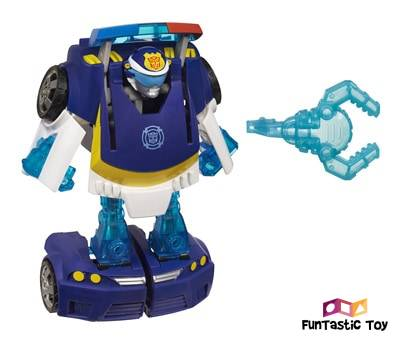 Product image of Playskool Heroes Transformers - Chase the Police-Bot