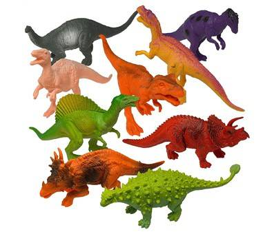 Product image of Prextex Realistic Looking Dinosaurs