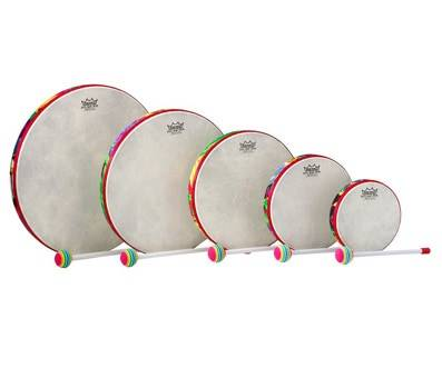 Product image of Remo Kids Percussion Frame Drum Pack