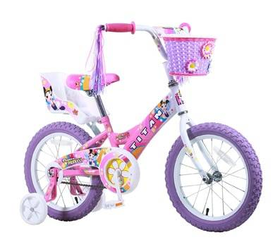 Product image of Titan Girls Flower Princess BMX Bike