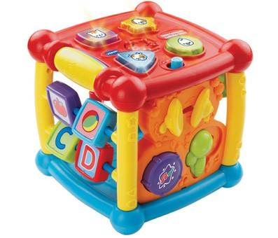 Product image of VTech Busy Learners Activity Cube