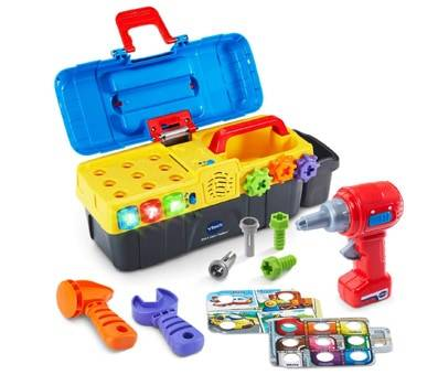 Product image of VTech Drill & Learn Toolbox