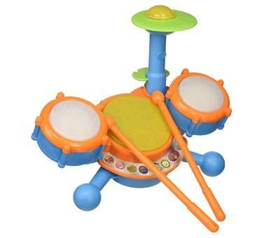 Product image of VTech KidiBeats Kids Drum Set
