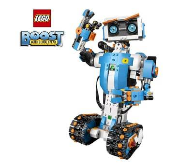 Product image of LEGO Boost Creative Toolbox 17101 Building and Coding Kit