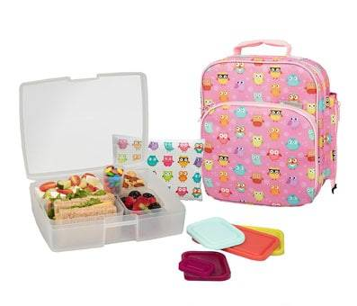 Product image of Bentology Lunch Bag and Box Set for Girls