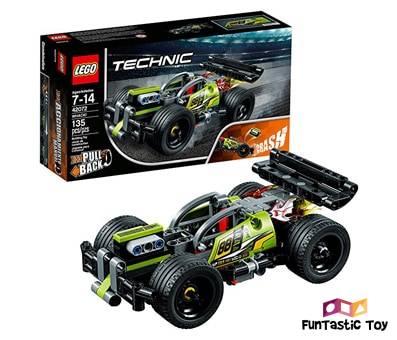 Product image of LEGO Technic WHACK! 42072 Building Kit (135 Piece