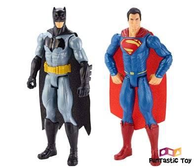Product image of Batman v Superman 2-Pack