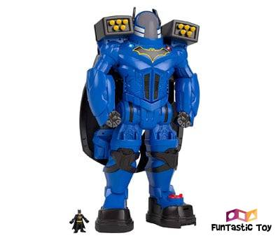 Product image of Fisher-Price Imaginext DC Super Friends Batbot Xtreme