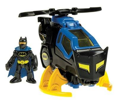 Product image of Fisher-Price Imaginext DC Super Friends Batcopter