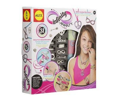 Product image of ALEX Toys DIY Wear Infinity Jewelry