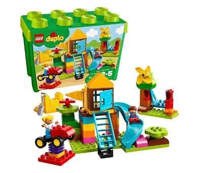 Product image of LEGO DUPLO Large Playground Brick Box