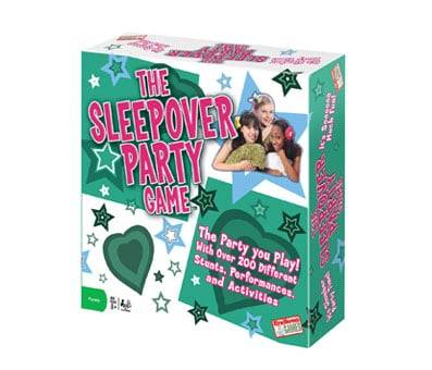 Product image of Sleepover Party Activity Game