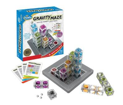 Product image of ThinkFun Gravity Maze Marble Run Logic Game and STEM Toy
