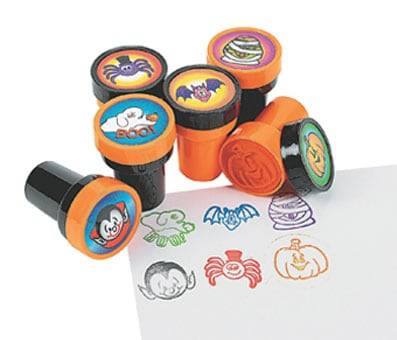 Product image of Fun Express Halloween Stamps