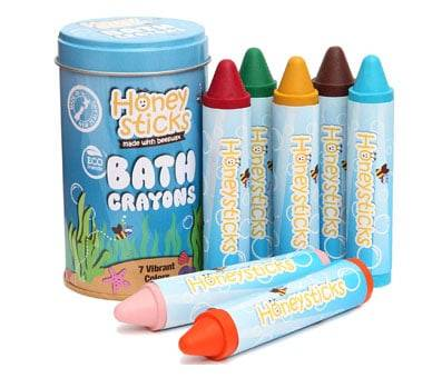 Product image of Honeysticks Beeswax Bath Tub Crayons