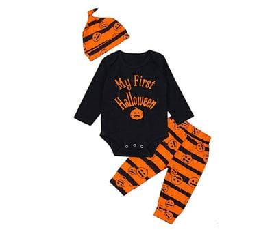 Product image of My First Halloween Rompers