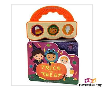 Product image of Trick or Treat Halloween Sound Book