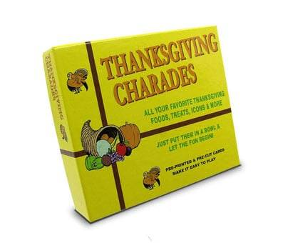 Small Product image of Anton Publications Thanksgiving Charades Game