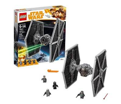 Product image of Imperial TIE Fighter 75211
