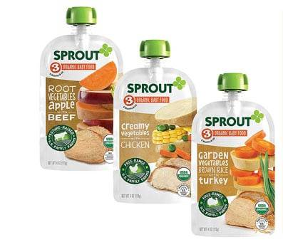 Product image of Sprout Baby Food Pouches