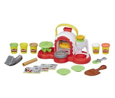 Product image of Stamp n Top Pizza Oven Toy